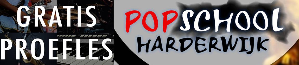 Gratis proefles bij Popschool Harderwijk